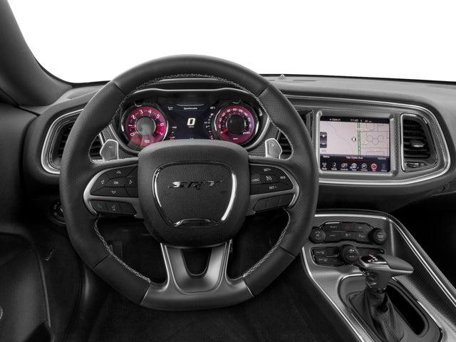 2017 Dodge Challenger Srt Hellcat In Allentown Pa Rothrock Nissan